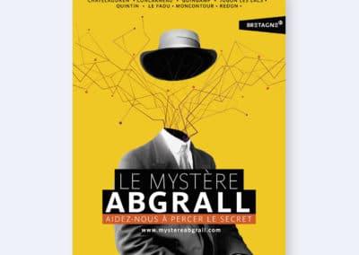 """""""Le mystère Abgrall"""", Jeu de piste régional"""